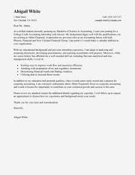 Example Cover Letter Resume Internship Bunch Ideas Sample