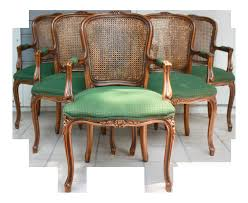 low back dining chairs. Low Back Dining Chairs Elegant French Country Caned Set Of 6