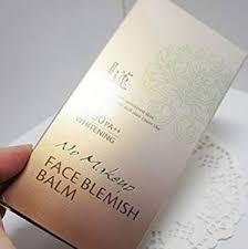makeup best korean bb no makeup face blemish balm whiteni