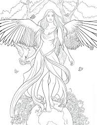 Fantasy Coloring Pages Coloring Pages Online New