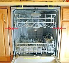 dishwasher bracket granite attach dishwasher to granite whirlpool dishwasher mounting bracket dishwasher installation kit granite countertop