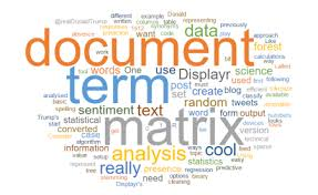 Analysis Report Template Word Enchanting Text Analysis Hooking Up Your Term Document Matrix To Custom R Code