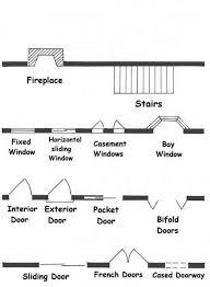 floor plan symbols door. Beautiful Symbols How To Read A Floor Plan Symbols New 8 Best Sketches Images On Pinterest Of  And Door S
