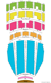 Centennial Concert Hall Seating Chart Arlene Schnitzer Concert Hall Seating Photos Seat Number