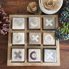 Wooden Naughts And Crosses Game Gifts Under 100 Archives Page 100 of 100 Humble Home 30