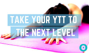 how to take your yoga teacher to the next level