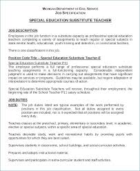 objective for teaching resume teaching resume objective examples teacher sample for cover letter