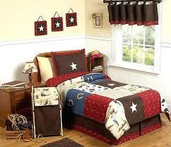 1 of cow bedding set sets twin designs wild western horse boy kids