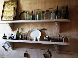 Small Picture Kitchen Awesome Reclaimed Wood Kitchen Wall Shelves Inspiration