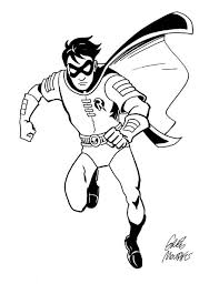 Small Picture Robin Color Pages Coloring Coloring Pages