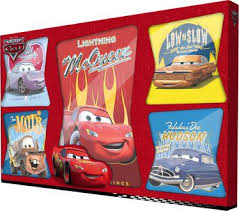 Disney Cars Set Of 5 Canvases · Cars Bedroom ThemesDisney ...