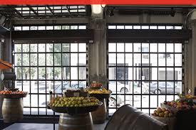 commercial garage door restaurant. Overhead Door Model 511 Commercial Garage Restaurant R