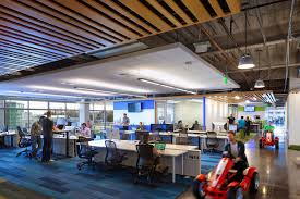 activision blizzard coolest offices 2016. Image 9 Of 11 From Gallery GoDaddy Silicon Valley Office / DES Architects + Engineers. Photograph By Lawrence Anderson Activision Blizzard Coolest Offices 2016 O