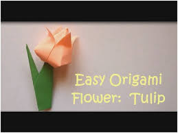 Origami Flower Paper Paper Flower Tutorial Step By Step Fresh Origami Flower Easy