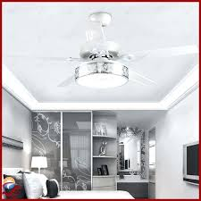 Bedroom Ceiling Fan With Light Elegant Luxury Quiet Ceiling Fans