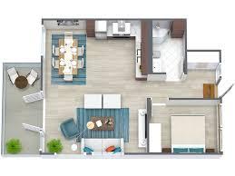 floor plan 3d. Home Plan 3d New On Innovative RoomSketcher 3D Floor Plans Clear Overview Floor Plan