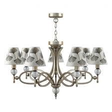 Подвесная <b>люстра Lamp4you</b> Eclectic <b>M2</b>-<b>07</b>-<b>SB</b>-<b>LMP</b>-<b>O</b>-<b>7</b> ...