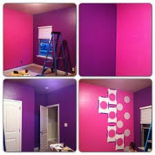 my daughter asked for a purple minnie mouse room and daisy room this is the