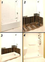 awesome how much does it cost to install a shower door cost to install shower doors