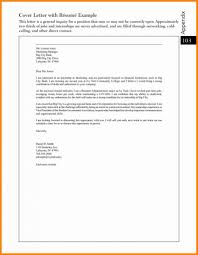 How To How To Type A Cover Letter With A Proper Format Resume