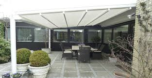 wall mounted pergola aluminum fabric sliding canopy custom
