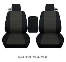 front set car seat covers fits ford