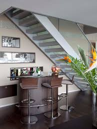basement wet bar under stairs. Bedroom Furniture Circular Office Desk Basement Wet Bar Under Stairs With Fabulous Mini D