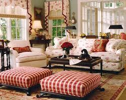flower sofa plus ottoman stool