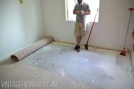 how to remove glued carpet from concrete how to remove carpet from concrete remove carpet glue