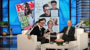 Dan levy made schitt's creek with his dad. Dan Levy Can Freely Tell His Queer Love Story On Tv Thanks To Ellen Youtube