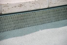 failure of glass mosaic tile s fractures fissures spalling