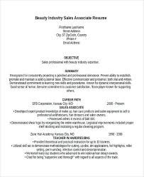 Retail Sales Associate Resume – Foodcity.me