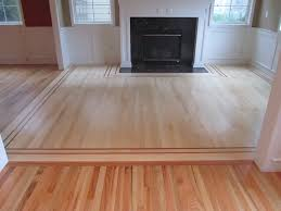 buffing hardwood floors before and after