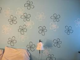 fullsize of intriguing wall painting flower stencils wall paint stencils california ideas home interior decoration fl