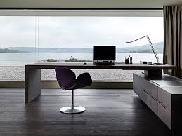 modern home office. home desk elegant modern office p