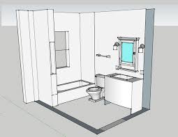 wiring up and adam ries this quick 3d model was made in sketchup a great tool for quick rendering to plan out a space or construction detail