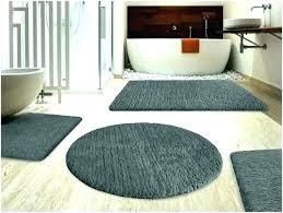 home goods bathroom rugs cureculture orange bath rug set orange and yellow bathroom rug set