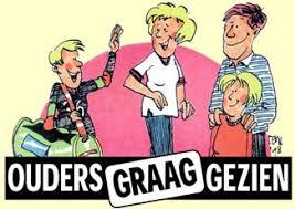 Afbeeldingsresultaat voor ouderavond cartoon