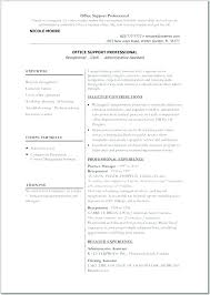 Template Resume Word Awesome Microsoft Template Cover Letter Professional Sample Resume Format