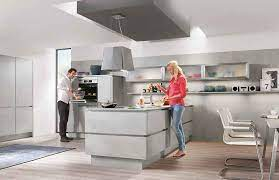 Go Handleless The Latest Trend In Kitchen Design