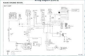 nissan trucks pick up wiring wiring diagram show