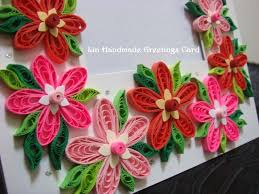 Paper Quilling Flower Frames Paper Photo Frames With Quilled Flowers