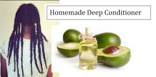 homemade deep conditioners for natural black hair growth