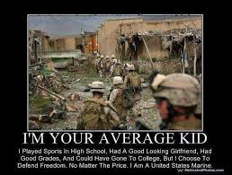 Inspiring Marine Corps Quotes About I'm Your Average Kid Golfian Extraordinary Marine Corps Quotes