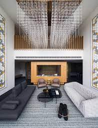 Simple Luxury Interior With Modern Oriental Elegance