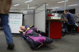 encourage nap time business nap office relieve