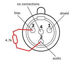xlr 4 pin wiring data wiring diagrams \u2022 XLR Pin Wiring wireless microphone schematics point source audio rh point sourceaudio com 4 pin xlr power cable wiring 4 pin mini xlr wiring diagram