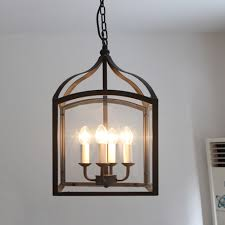 Living Room Furniture Free Shipping Furniture Free Shipping Iron Cage Shape Nordic Country Pendant