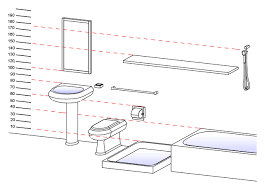 ada bathroom accessories heights. brilliant standard bathroom sink dimensions design of a bathtub ada accessories heights