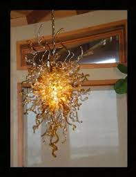 blown glass lighting. Glass Lighting, Blown Chandelier Lighting